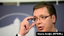 Kryeministri i Serbisë, Aleksandar Vuçiq