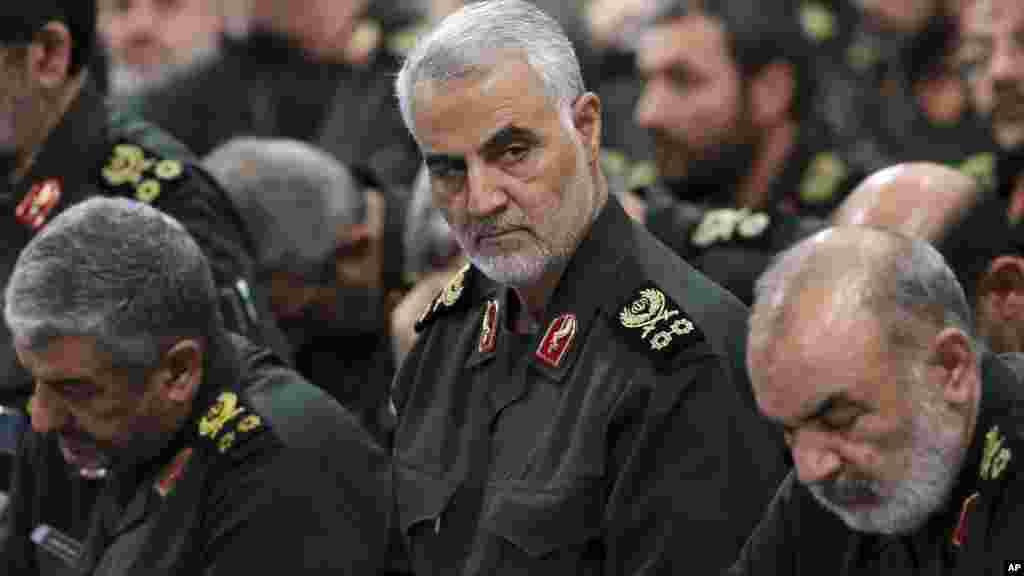 «Сулеймани с помощью союзов, построенных на силе, практически определяет внешнюю политику Ирана в регионе», – заявил о главе «Аль-Кудс» бывший министр иностранных дел Великобритании Джек Строу