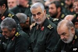 Gjenerali, Qassem Soleimani.