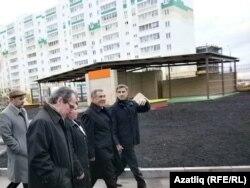 Рөстәм Миңнеханов балалар бакчасын ачу тантанасында катнашты