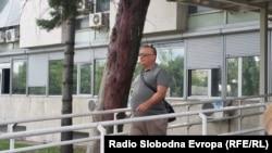 Ish-shefi i Drejtorisë së Pestë për Siguri dhe Kundër-Zbulim i Maqedonisë, Goran Grujevski (foto arkivi).