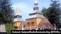 Церква Святого Духа, Рогатин