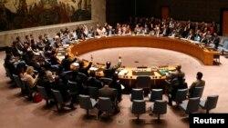 از نشستهای شورای امنیت سازمان ملل متحد