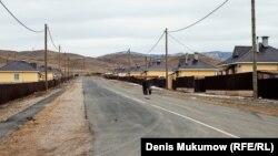 Новый микрорайон для погорельцев в Усть-Бюре