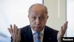 Голова МЗС Франції Лоран Фаб'юс