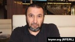 «Krım» göñülliler batalyonınıñ sabıq komandanı İsa Akayev, 2015 senesi oktabr 6 künü