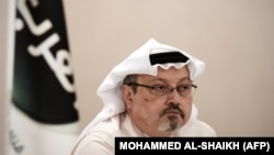 Жамал Хашогги. Бахрейндин баш калаасы Манама шаары. 15-декабрь, 2014-жыл.