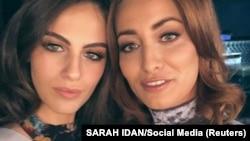 Mis Iraka Sarah Eedan i mis Izraela Adar Gandelsman