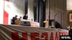 Зьезд партыі БНФ, верасень 2009.