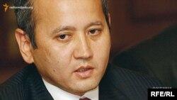 """""""БТА Банктің"""" бұрынғы басшысы Мұхтар Әблязов."""