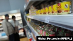 Jedna od prodavnica u BiH