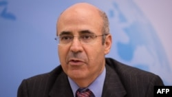 British-American financier William Browder, who has been deposed once already as a witness in the Prevezon case, declined to comment to RFE/RL for this story.