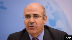 British-American financier Bill Browder (file photo)