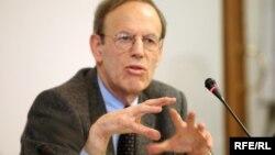 Президент Національного фонду підтримки демократії Карл Ґершман