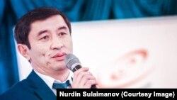 Нурдин Сулайманов.