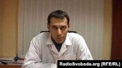 Максим, лікар-сурдолог, який живе в тимчасово окупованому російськими гібридними силами Донецьку