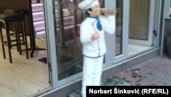 Nga sulmi në një restoran të një shqiptari në Novi Sad.