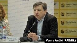 Dragan Đukanović, potpredsednik NGO Centar za spoljnu politiku