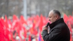 Igor Dodon menține suspansul în legătură cu rolul său în alegerile din februarie