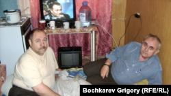Шахтеры-ветераны участвуют в голодовке в городе Зверево (Ростовская область)