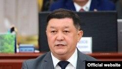 Замирбек Айдаров.