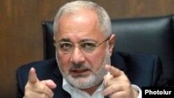 Глава парламентской фракции Армянской революционной федерации «Дашнакцутюн» (АРФД) Ваан Ованнисян