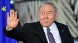 Нурсултан Назарбаев. 18 октября 2018 года.