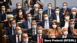 Nova Skupština Crne Gore