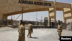 مركز اليعربية الحدودي بين العراق وسوريا