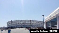 Olimpiya Stadionu Avropa Oyunlarından bir ay sonra