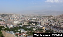 Кабул – агульны від на горад