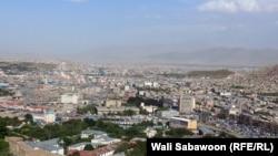 آرشیف/ نمای شهر کابل