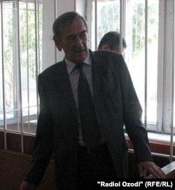 Ғулом Бобоев, вакили мудофеи Садовничий ва Руденко