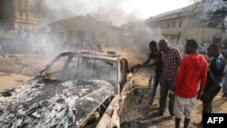 There have been a number of attacks on church services in Nigeria by radical Islamists. (file photo)