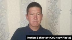 Оралман из Туркменистана Нурлан Бахытов.