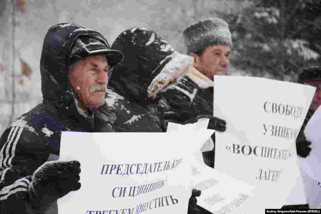 """БТҚО """"Ресейдің барлық қоғамдық, ұлттық және мұсылман ұйымдарын ұйғыр халқымен бірге ынтымақтастық акциясын өткізуге"""" шақырған."""