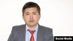 Чолпонбек Сыдыкбаев.