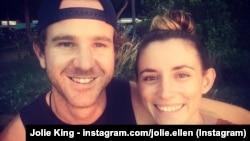 Jolie King dhe Mark Firkin