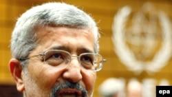 Tehran's envoy to Vienna, Ali Ashgar Soltanieh
