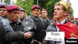 Львов подготовился к визиту Виктора Януковича.