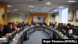 Kabineti qeveritar i Kosovës