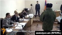 Ավետիսյանների սպանության գործով դատական նիստ, արխիվ