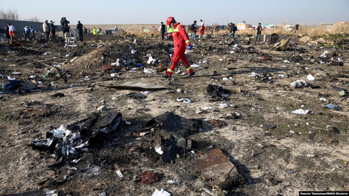 Напряженность между США и Ираном затрудняет расследование катастрофы украинского самолета (мировая пресса)