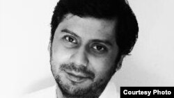 Pakistani journalist Cyril Almeida (file photo)