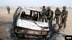 The Taliban has intensified its assaults both on military and civilian targets in recent months. (file photo)