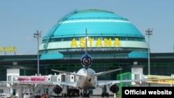 Астана халықаралық әуежайы. Сурет www.esilastana.kz сайтынан алынды.
