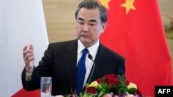 Міністр закордонних справ Китаю Ван Ї