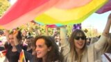 GRAB - Kosovo Holds 2nd Pride Parade