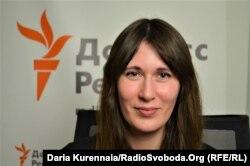 Мария Красненко, правозащитница, юристка «Громадського холдингу «Група впливу»