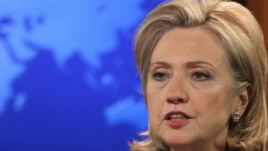 U.S. Secretary of State Hillary Clinton said that human rights are women's rights, and vice versa.